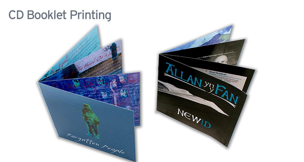 Cd Booklet Printng Cd Inlay Printing Cd Tray Card