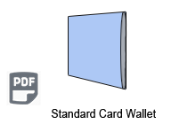 CD Card Wallet